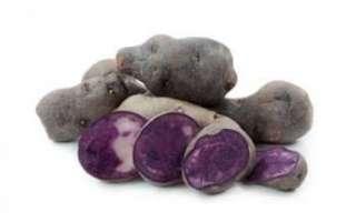 Фиолетовый картофель — характеристика этого необычного сорта корнеплодов с фото