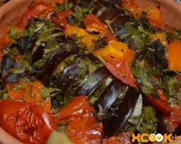Чанахи из баранины – приготовление по классическому рецепту с пошаговыми фото в горшочках в духовке