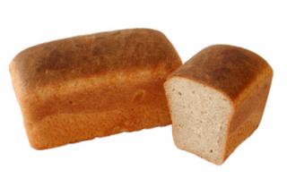 Хлеб серый – полезные свойства и вред, рецепты приготовления