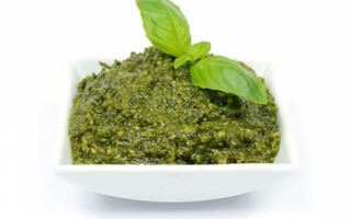 Соус песто – домашние рецепты, разновидности и чем заменить
