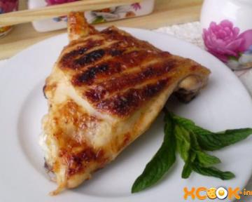 Вкусный шашлык из куриных бедрышек – простой пошаговый фото рецепт маринования и приготовления