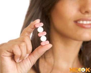 Витамины и минералы, а также витаминные маски в борьбе с выпадением волос