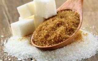 Как приготовить жженый сахар от кашля в домашних условиях, использование