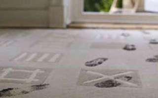Как почисть шерстяной ковер в домашних условиях и оживить его цвета?