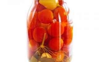 Консервированные помидоры на зиму: рецепты и хранение