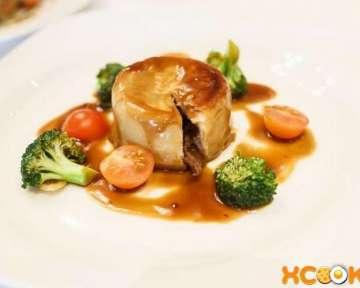 Мясной пудинг — рецепт с фото, как приготовить паровое блюдо