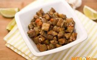 Соте из баклажанов — рецепт с фото пошагово, как вкусно приготовить овощное блюдо