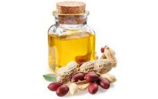 Арахисовое масло — калорийность, польза и вред