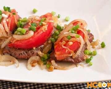 Бифштекс с овощами по-мексикански – пошаговый рецепт с фото, как приготовить в домашних условиях