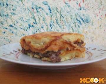 Вкусная картофельная запеканка с сыром и фаршем – простой пошаговый рецепт с фото, как приготовить в духовке
