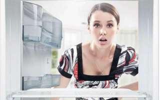 Чем лучше мыть холодильник внутри от пятен и запаха, и какие средства можно для этого использовать?