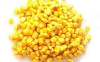 Каков состав консервированной кукурузы, а также чем она полезна и чем вредна?