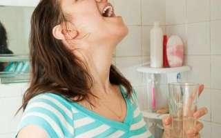 Раствор соды для полоскания горла детям и взрослым — текстовая и видео инструкция