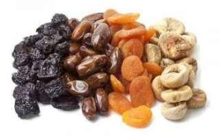 Сухофрукты – польза и калорийность, выбор и применение