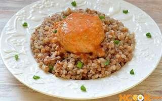 Тефтели с подливкой на сковороде — вкусный пошаговый рецепт с фото, как приготовить