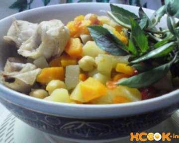Пошаговый фото рецепт приготовления таджикских пельменей хушаны