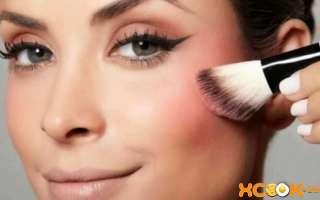 Как правильно подобрать румяна для лица по цвету кожи? — текстовая и видео инструкция