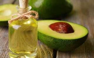 Как применять масло авокадо для волос?