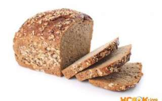 Зерновой хлеб — что это такое?