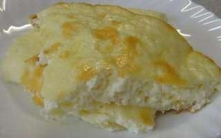 Пышный омлет как в детском саду – простой и вкусный рецепт с пошаговыми фото, как приготовить в духовке