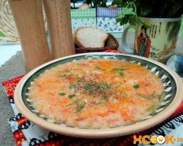 Вкусный томатный суп с рисом – приготовление на курином бульоне по рецепту с пошаговыми фото