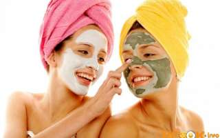 Глина для лица — разновидности масок, польза и вред