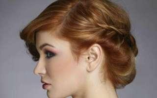 Красивые вечерние укладки – модные тенденции в стрижках; укладки на короткие, средние, длинные волосы; боб, каре и другие прически с фото