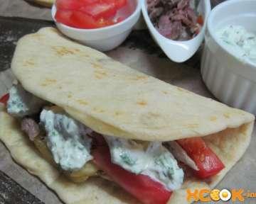 Вкусный фастфуд гирос греческий – пошаговый фото рецепт приготовления шаурмы в домашних условиях