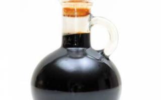 Красный винный уксус — польза, вред и рецепты приготовления