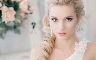 Свадебные прически — стили и их варианты; пошаговое описание, как сделать свадебную прическу своими руками