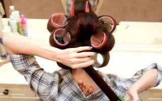 Бигуди-липучки на длинные и короткие волосы – как правильно накручивать и укладывать? Текстовая инструкция и видео урок