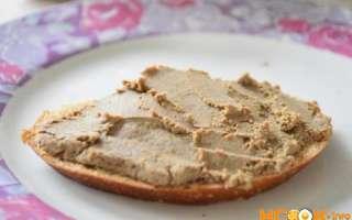 Вкусный паштет из куриной печени с морковью и зеленым горошком – рецепт с пошаговыми фото, как приготовить в домашних условиях