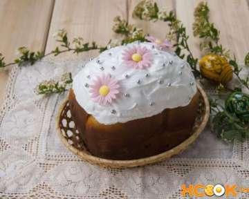Кулич в хлебопечке – простой и вкусный рецепт с пошаговыми фото приготовления на Пасху
