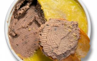 Паштет — калорийность, польза и вред