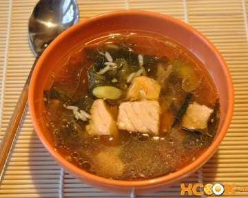 Классический японский мисо-суп – фото рецепт пошаговый, как приготовить в домашних условиях