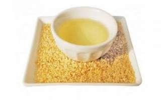 Кунжутное масло — полезные свойства, вред и применение в кулинарии