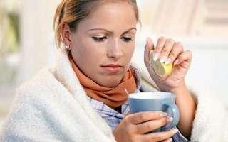 Простуда — лечение, симптомы и причины