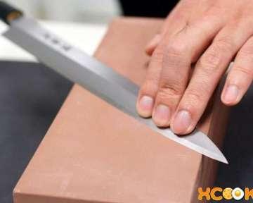 Как правильно точить ножи в домашних условиях?