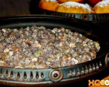 Пошаговый рецепт приготовления богатой кутьи с фото