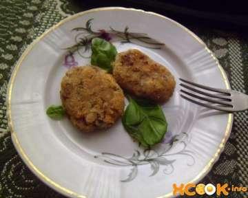 Вегетарианские котлеты из фасоли – рецепт с пошаговыми фото, как приготовить просто и вкусно