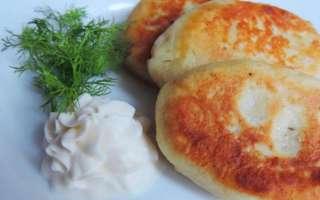 Картофельные зразы с квашеной капустой – пошаговый рецепт с фото, как приготовить в домашних условиях