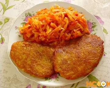 Постные картофельные драники – рецепт пошагового приготовления с фото в домашних условиях