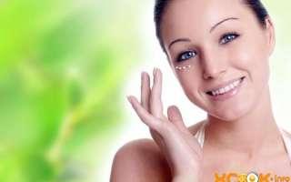 Как правильно наносить крем для кожи вокруг глаз? – схема и видео инструкция