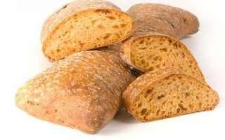 Чиабатта – описание с фото и калорийность; приготовление настоящего и быстрого итальянского хлеба (видео рецепт); с чем едят продукт; польза и вред