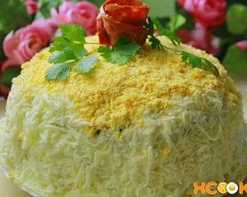 Вкусный печеночный торт из свиной печени – рецепт с пошаговыми фото, как приготовить просто и быстро в домашних условиях