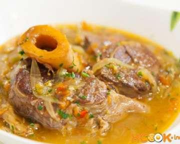 Итальянское блюдо оссобуко – классический рецепт приготовления с пошаговыми фото из телятины