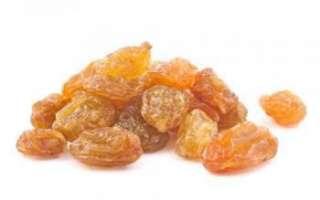 Описание свойств изюма, его пищевая ценность