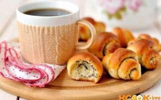 Сладкая выпечка: рецепты рогаликов