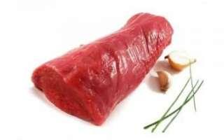 Описание с фото говяжьего филея, калорийность и состав; как выбрать и хранить мясо; использование продукта в кулинарии