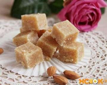 Домашняя халва миндальная — рецепт с фото приготовления орехового десерта по-индийски